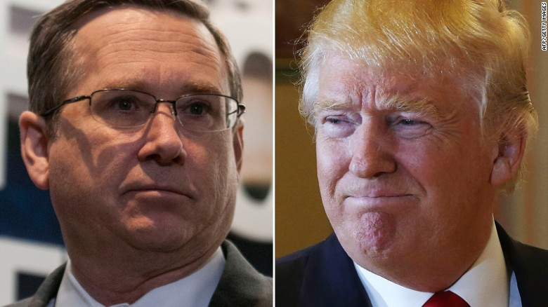 GOP Sen. Mark Kirk: I cannot support Donald Trump