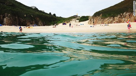 Porthcurno: Sand and Shakespeare.