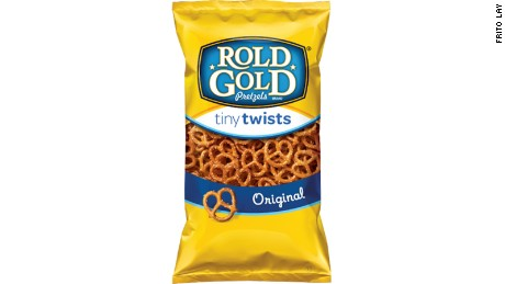 Rold Gold pretzels, Hostess snacks recalled for possible peanut contamination