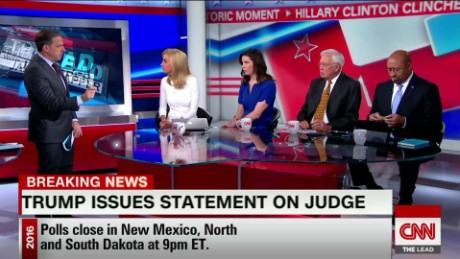 super tuesday five panel part one trump clinton sanders tapper the lead_00011529