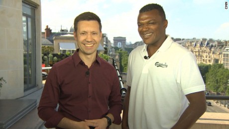 France legend Marcel Desailly talks Euros