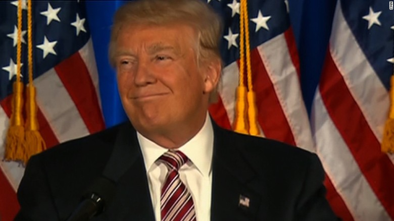 Donald Trump makes appeal to Bernie Sanders supporters