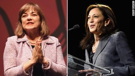 2 California Dems face off in historic Senate battle