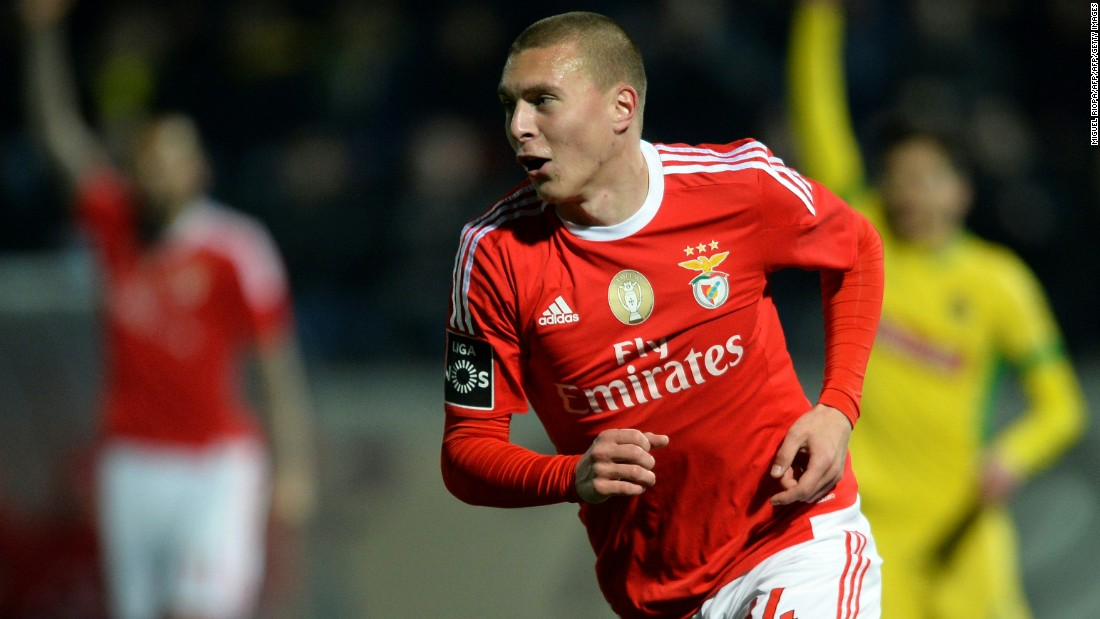 "Type Victor Lindelof into Google and you'll see a list of the world's biggest clubs linked with him: Real Madrid, Barcelona and Manchester United lead the way. <br />The level of interest is surprising given the 21-year-old central defender only made his debut for Benfica, who he joined in 2011, in January. <br />He may have started the season as fourth choice but he took his chance with both hands when it arrived. <br />Nicknamed the ""Iceman"" because of his seemingly-unflappable personality, the tall shaven-headed youngster was so impressive that he made his international debut in March. <br />He started friendlies against Turkey and Czech Republic that month, and is set to be a Sweden regular for years to come."