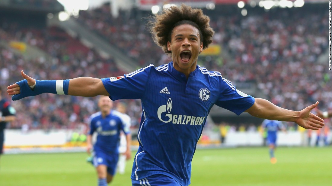 "His mother was an Olympic bronze medalist in gymnastics from Germany while his father played football for Senegal. Sane has managed to neatly combine the two, becoming a Germany football international. <br />The right winger made his debut for Schalke 04, where he came up through the ranks, in 2014. His rise has been such that then Bayern coach Pep Guardiola praised his ""great talent"" ahead of the teams' meeting last November. <br />That month Sane made his Germany debut in a 2-0 defeat against France in an international overshadowed by terror attacks. National coach Joachim Loew highlighted the youngster's pace, technique and desire to take on opponents. <br />A dribbler who can break a game with a bit of magic, the nimble Sane -- who already has a Champions League goal at the Bernabeu to his name -- can play anywhere behind the striker. <br />He may be tied to Schalke until 2019, but that isn't stopping an avalanche of media interest about a possible move to Bayern, with Guardiola's Manchester City and Jose Mourinho's Manchester United also heavily linked.<br />"