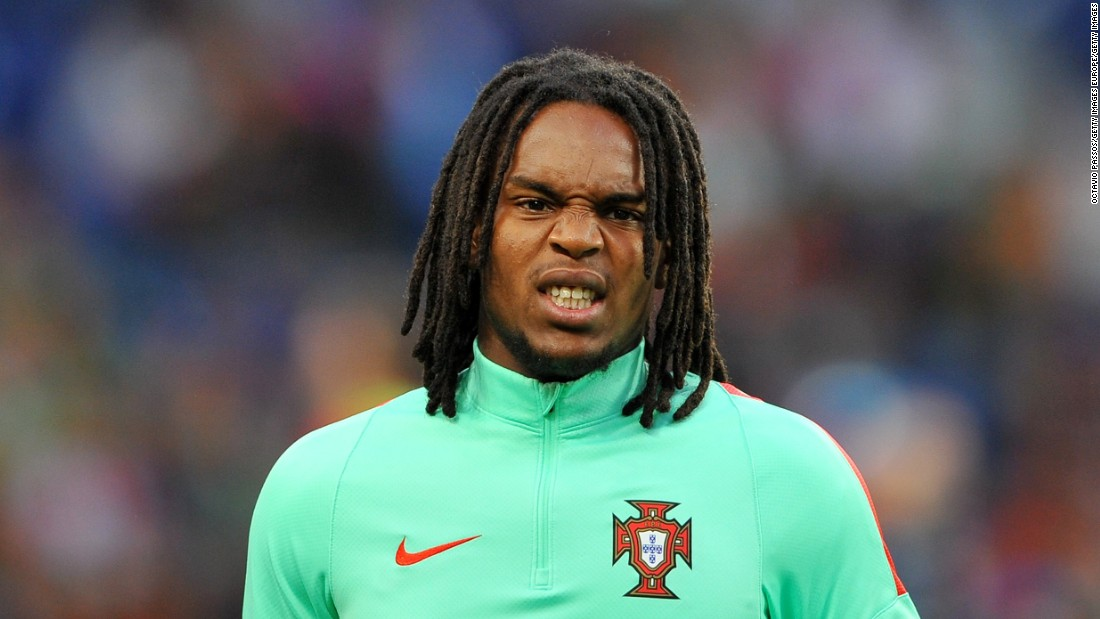"He's one of the most expensive teenagers in history after opting to join German champion Bayern for an initial fee of €35 million ($40 million) on a five-year deal. <br />One of Europe's hottest prospects, the dreadlocked 18-year-old can tackle, shoot, chase down lost causes and is extremely fit -- so is it any wonder he received multiple offers from across Europe? <br />All the interest came despite the central midfielder only making his debut for Benfica, who he joined as a nine-year-old, in October 2015. A month later, the Lisbon-born youngster was starting in the Champions League -- and by the end of the season, he had his first league winner's medal as well. <br />In March, Sanches -- who has Cape Verdean roots -- made his Portugal debut. It came days after he joined Bayern, which described him as ""dynamic, good tackler and technically skilled"" upon his signing. It's been quite a season."