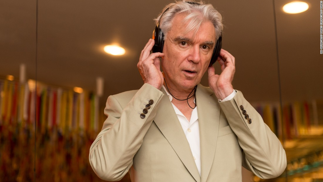 "Talking Heads co-founder David Byrne studied Bauhaus Theory, a functional design course, at the Rhode Island School of Design for one year before dropping out.<br />In 2010, he delivered <a href=""https://www.ted.com/talks/david_byrne_how_architecture_helped_music_evolve?language=en"" target=""_blank"">a popular TED Talk</a> (it's been viewed over 1 million times) on how architecture helped music evolve. <br />"