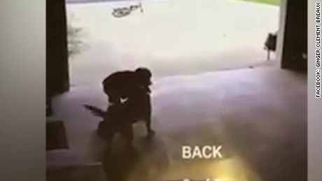 Boy steals hugs from neighbor's dog newday_00005501
