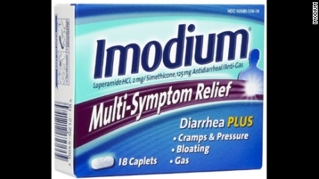 Why FDA is warning people about Imodium overdoses