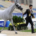 Alex Hua Tian China equestrian