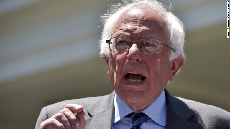 Is Sanders doing all he can to beat Trump?