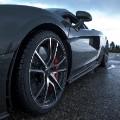 mclaren 570s detail wheel