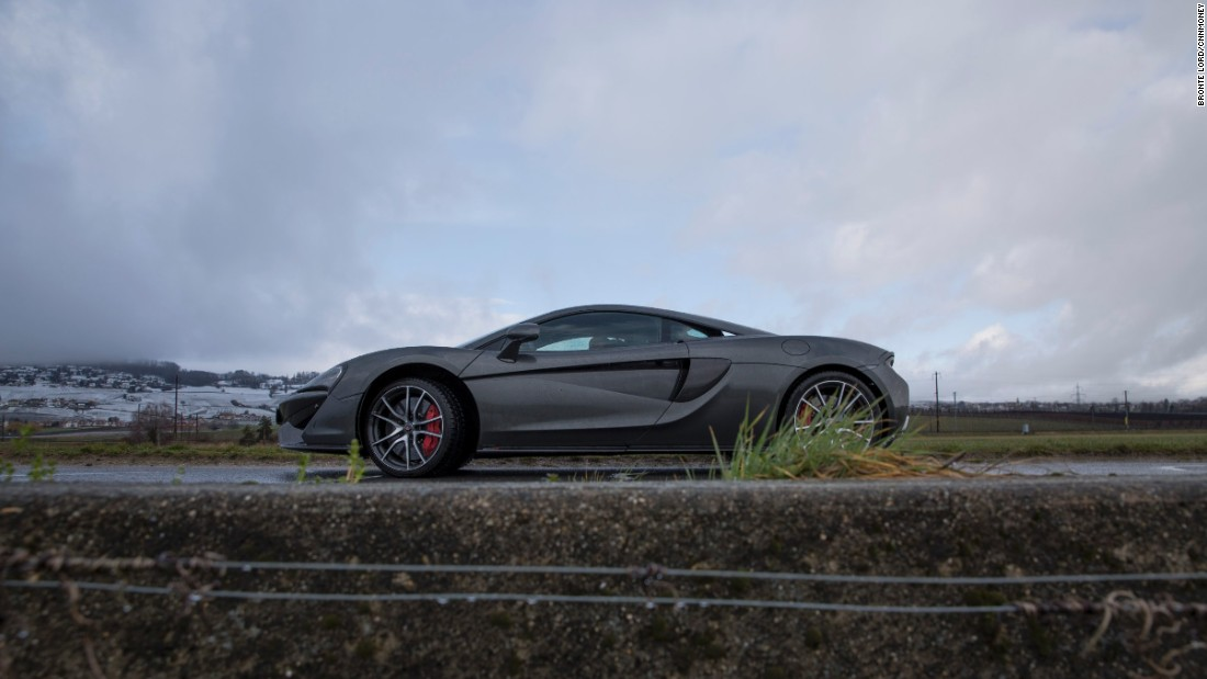 McLaren entered the commercial market in 2011, designing and manufacturing out of its Foster+Partners designed McLaren Technology Centre in Surrey, England.