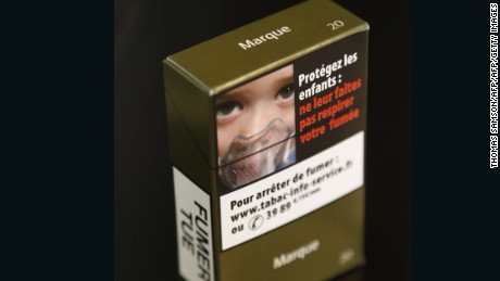 France will also introduce plain cigarette packaging this year.