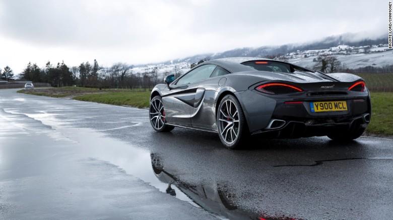 McLaren 570S: The accessible supercar