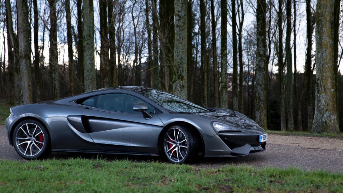A comparable Ferrari would be considerably more expensive, with the 570S going from 0-60 mph in 3.1 seconds.
