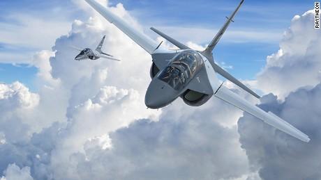 Raytheon's T-100