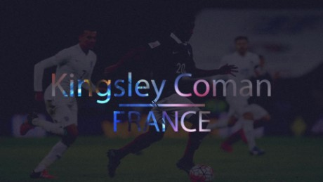 "Euro 2016: France has a ""very good team,"" says Coman"