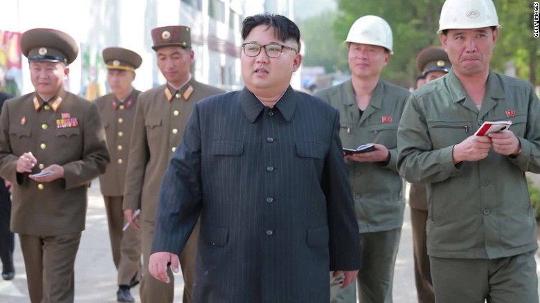 'I would not be happy' if North Korea conducts nuclear test