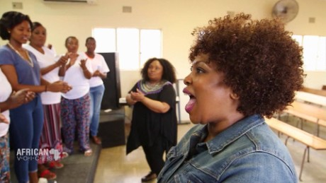 Lion King performer shares her 'circle of life'