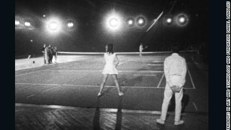 9 Evenings: Theatre & Engineering, Robert Rauschenberg, Open Score, 1966
