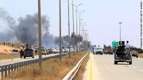 Libya's chaos, explained in five charts