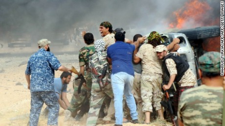 Top general: U.S. strategy against ISIS in Libya makes no sense