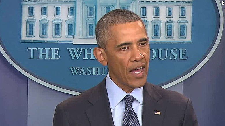 President Obama: 'This was an act of terror and hate'