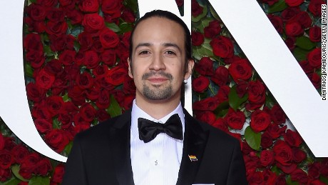 Lin-Manuel Miranda has some new projects coming up.