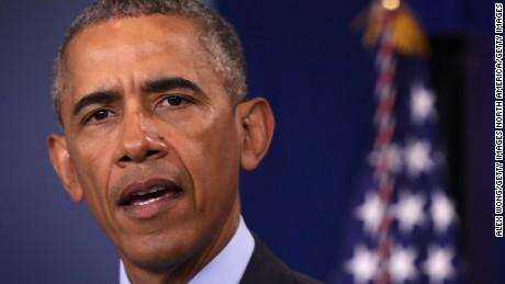 Obama goes on tirade against Trump over 'dangerous' Muslim ban, 'radical Islam'