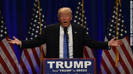Watch Donald Trump evolve on banning Muslim immigration