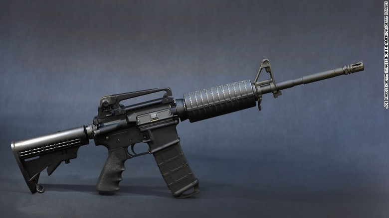 Lawmaker plans AR-15 rifle giveaway