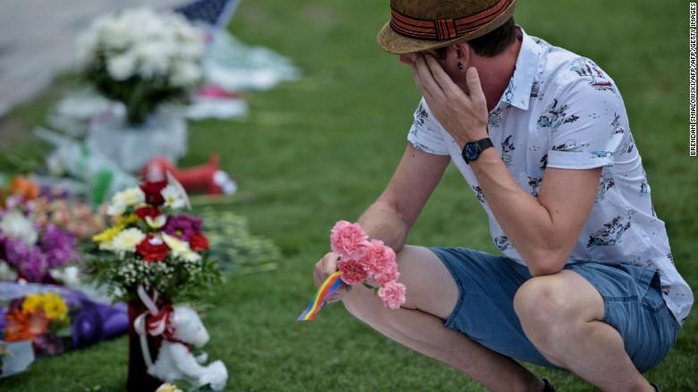 """Orlando survivor recalls rampage """"I'm next, I'm dead"""""""