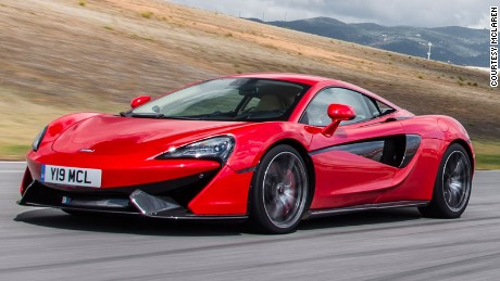 The 570S goes from 0-60mph in 3.1 seconds.