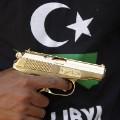Dictator memorabilia Moammar Gadhafi