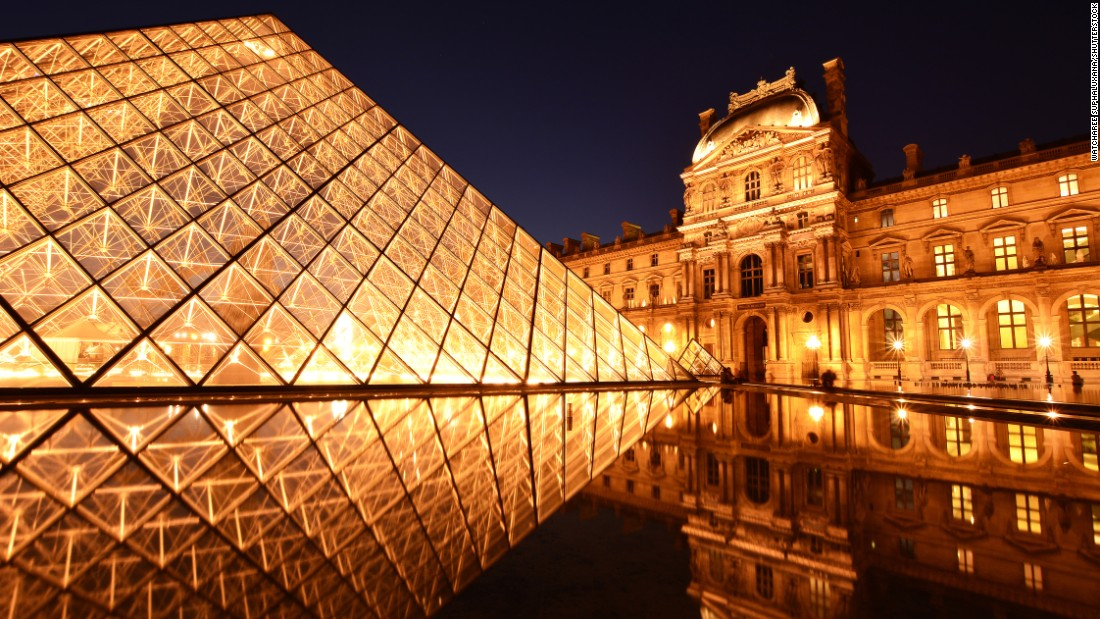 The Louvre is the world's most-popular museum, according to the 2015 Museum Index released by the Themed Entertainment Association and AECOM. The Louvre welcomed 8.7 million visitors. Click through the gallery to see the rest of the world's most popular museums.