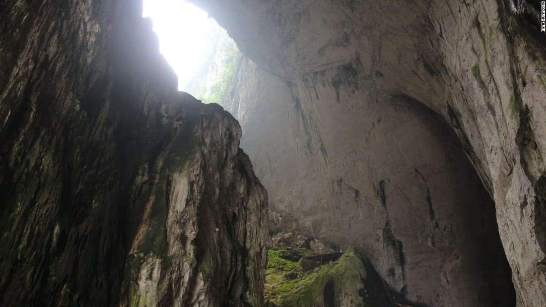 "Guizhou's unique karst landscape is a <a href=""http://whc.unesco.org/en/list/1248/"" target=""_blank"">UNESCO world heritage site</a>. The region's Getu River Scenic Area is home to unusual vertical caves."