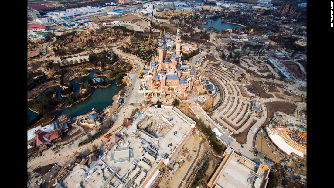 Demand is expected to be huge. Tickets for the opening weeks of Shanghai Disney Resort sold out within hours of being made available.