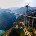 China Guizhou scenery bridge