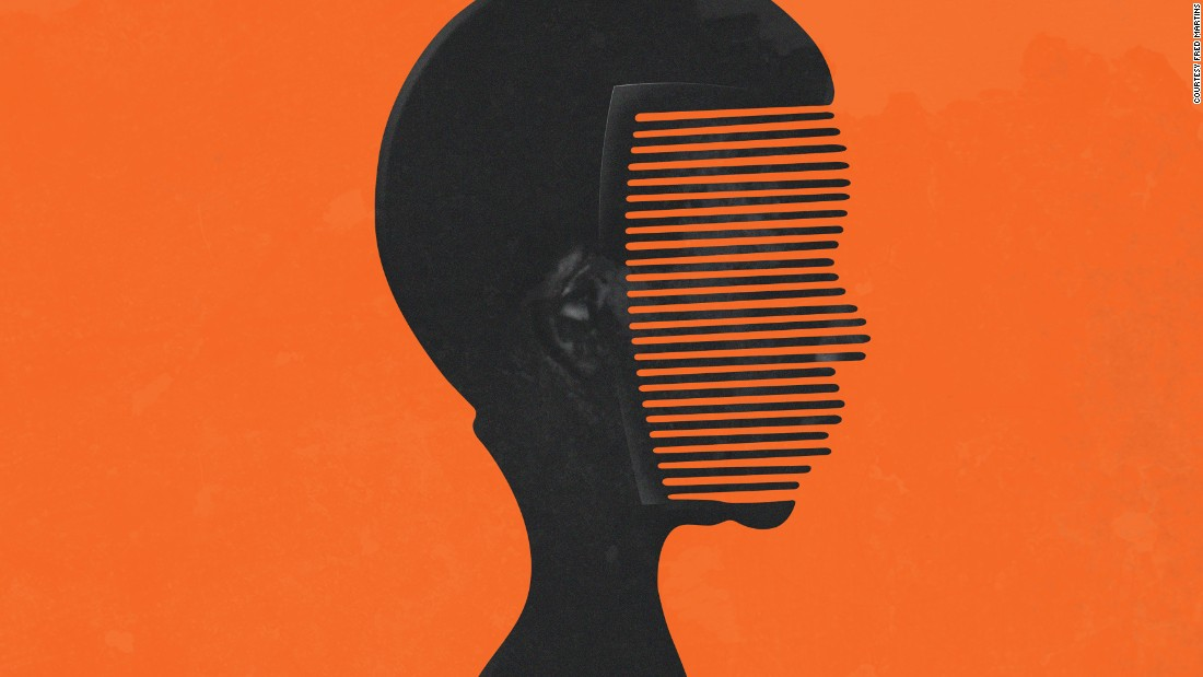 Pictured Nelson Mandela by Fred Martins. Artist Fred Martins has used the image of the Afro comb to celebrate key African and African-American activists who were jailed fighting for freedom and equality. With a 6,000 year history - the ubiquitous Afro comb - has had global cultural influence. Afro combs date back to ancient Egypt, where a 5,500 year old Ivory Afro comb was excavated from a grave at a cemetery in Abydos, Egypt. Others have been found in the ancient cities of Kemet and Nubt (Naqada), Egypt.