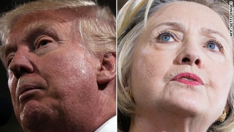 """Clinton is not lesser of two """"evils"""""""