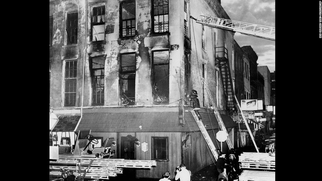 On June 24, 1973, an arson fire ripped through the Up Stairs Lounge, a gay bar in the French Quarter of New Orleans. It killed 32 people and, until the Orlando nightclub shooting, it was the deadliest attack on the LGBT community in U.S. history.