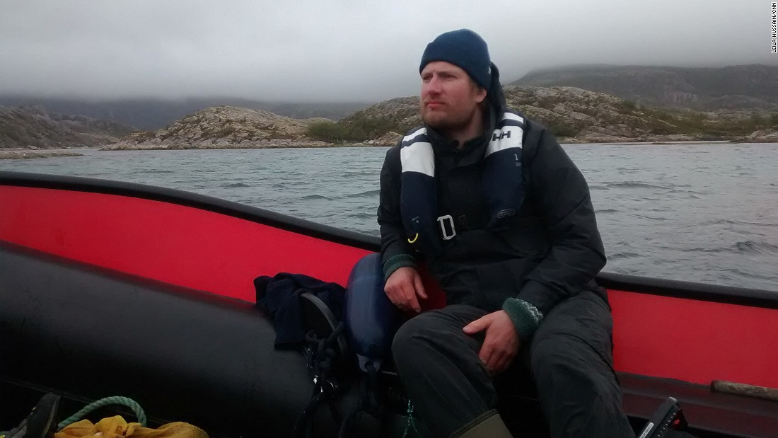 Holmboe Bang traveled with CNN to northern Norway, beyond the Arctic Circle, where the cold waters mean seafood grows more slowly.