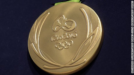 Rio 2016: Olympic Games medals revealed