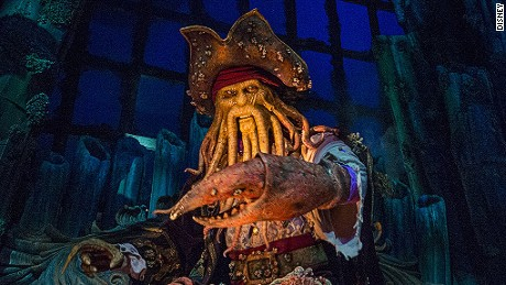 Best ride at Shanghai Disneyland? Pirates of the Caribbean, hands down, says the Theme Park Guy.