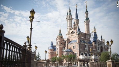 Grab your Mickey ears, Shanghai Disneyland's opening its gates