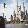 Shanghai Disneyland Enchanted Storybook Castle 0519ZU_0021RW