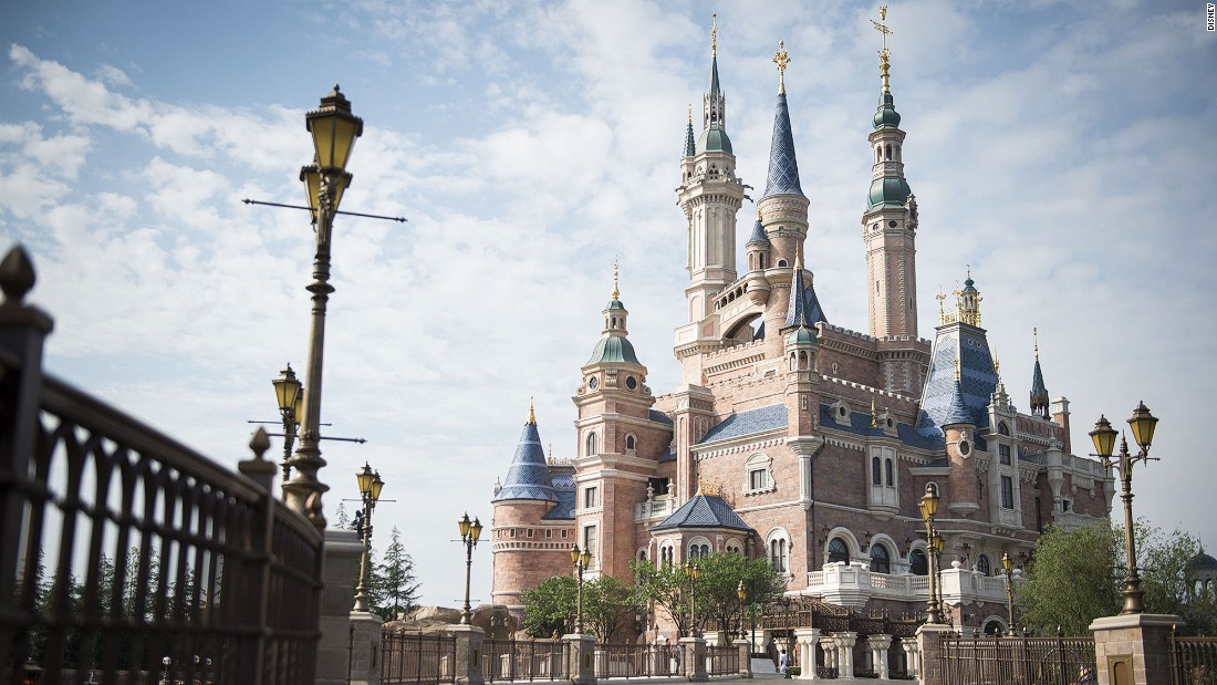 Shanghai Disney Resort is made up of Shanghai Disneyland, which has six themed lands, as well asDisneytown and theWishing Star Parkrecreational area. There are also two hotels --Shanghai Disneyland HotelandToy Story Hotel.