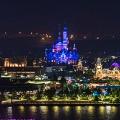 Shanghai Disneyland Night0507ZU_0184MS