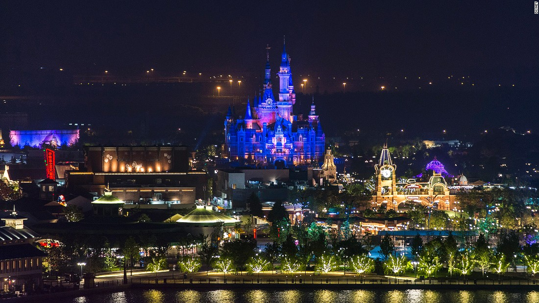 As the first Disney resort in Mainland China, Shanghai Disney Resort is both authentically Disney and distinctly Chinese, say park officials.
